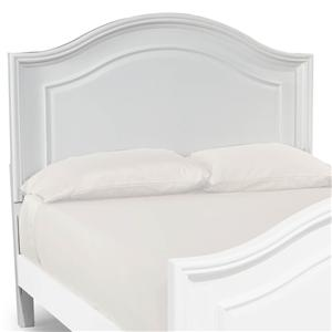 Full Size Arched Panel Headboard