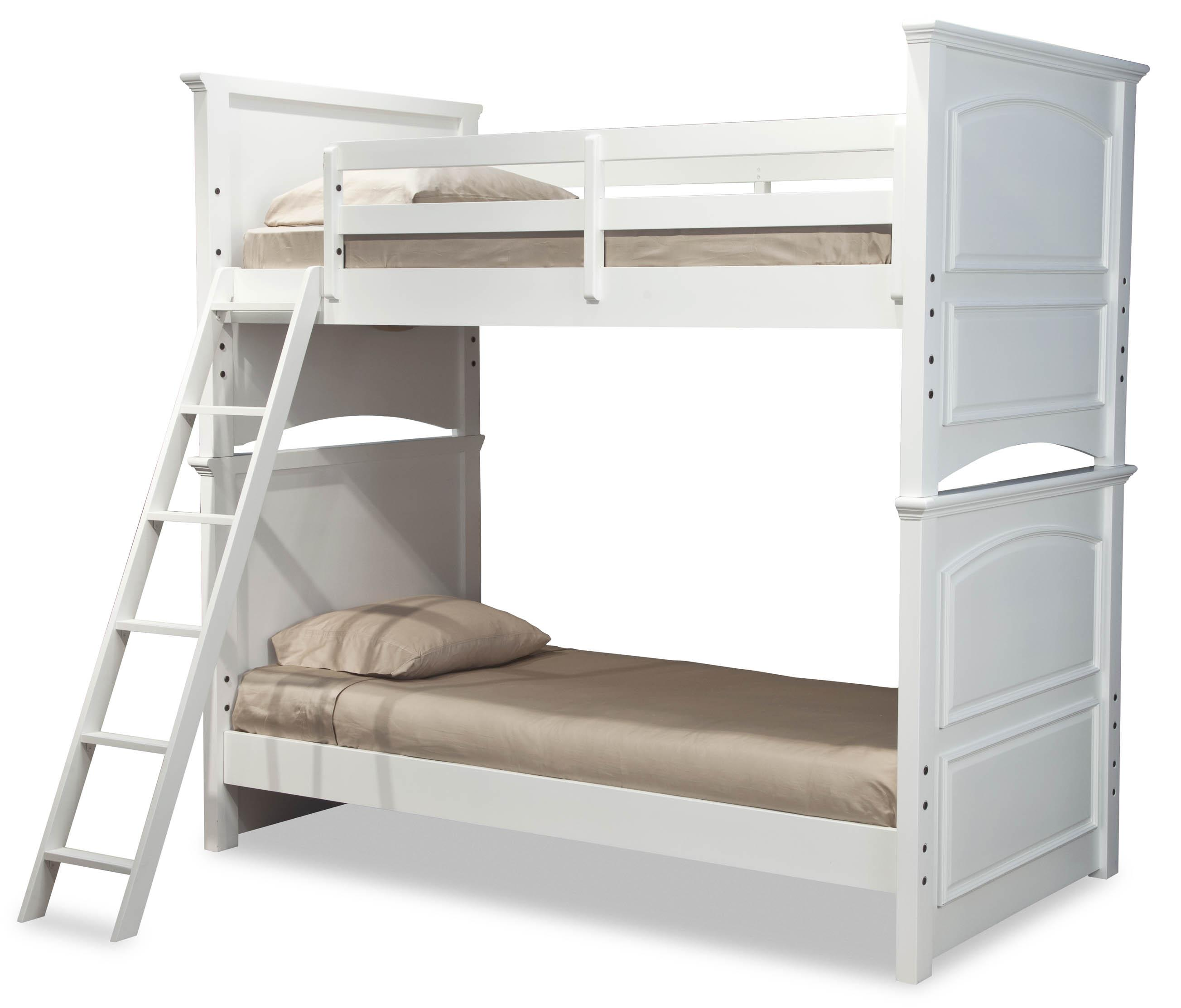 Madison Complete Twin over Twin Bunk Bed by Legacy Classic Kids at Darvin Furniture