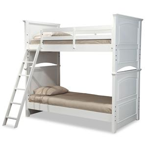 Legacy Classic Kids Madison Complete Twin over Twin Bunk Bed