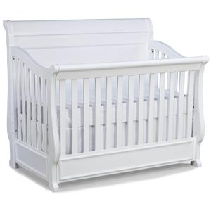 "Legacy Classic Kids Madison Complete ""Grow with Me"" Crib Kit"