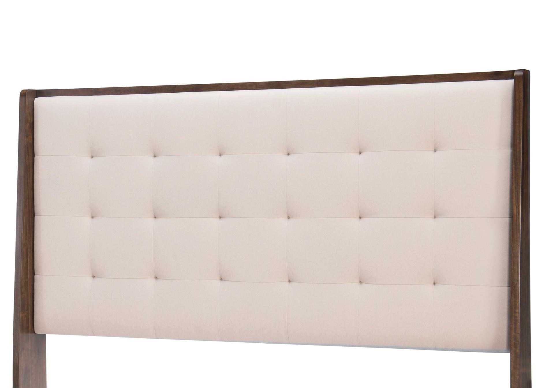 Paldao King/CA King Upholstered Shelter Headboard by Legacy Classic at SuperStore