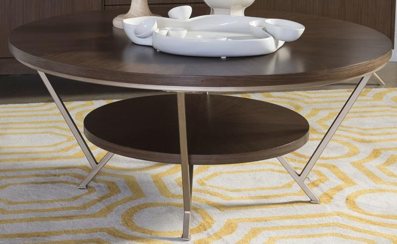 Soho Soho Round Cocktail Table by Legacy Classic at Morris Home