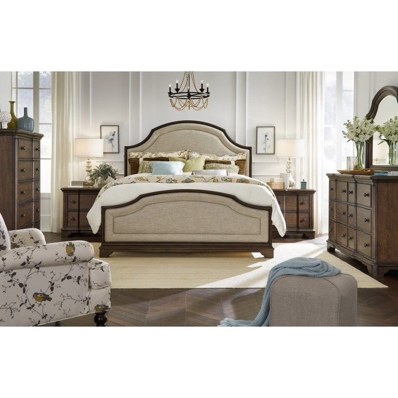 Stafford Queen Bedroom Group by Legacy Classic at Stoney Creek Furniture