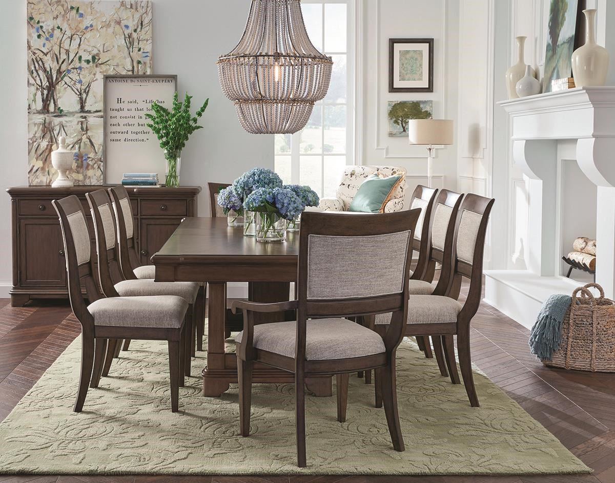 Stafford 5 Piece Dining Set by Legacy Classic at Darvin Furniture