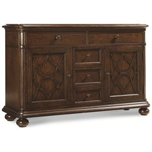 Legacy Classic Thornhill  China Cabinet Base