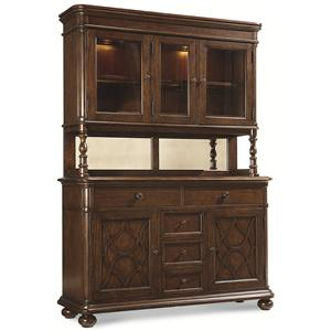Legacy Classic Thornhill  China Cabinet