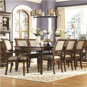 Legacy Classic Thornhill  9 Piece Dining Set