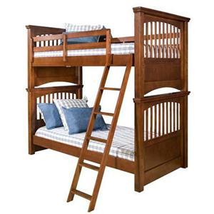 Legacy Classic Kids American Spirit Bunk Bed