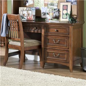 Legacy Classic Kids American Spirit Computer Desk with Keyboard Drawer
