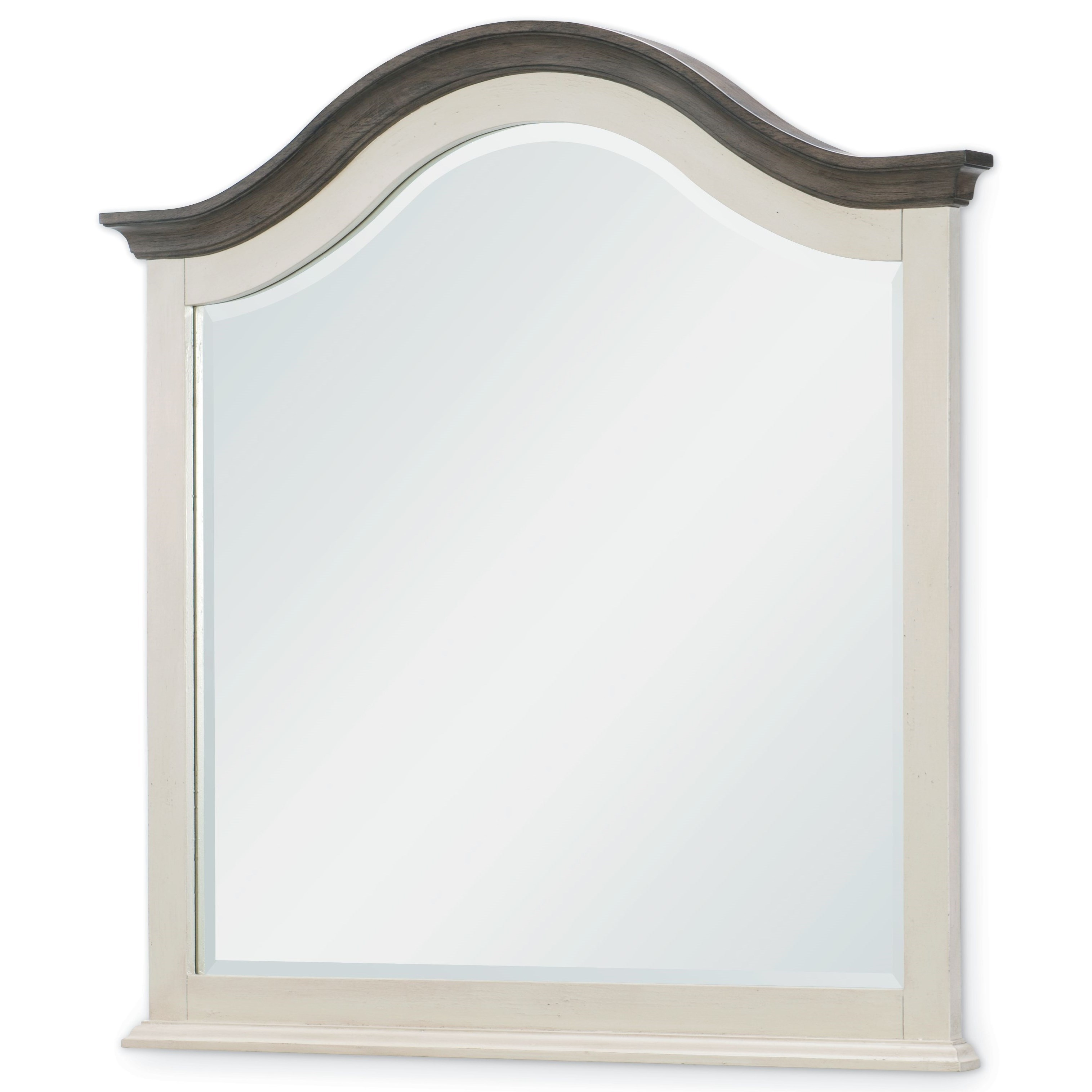 Brookhaven Youth Arched Dresser Mirror by Legacy Classic Kids at Johnny Janosik