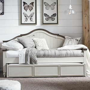 Twin Daybed with Trundle Unit