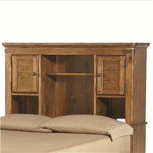 Legacy Classic Kids Bryce Canyon Full Bookcase Headboard