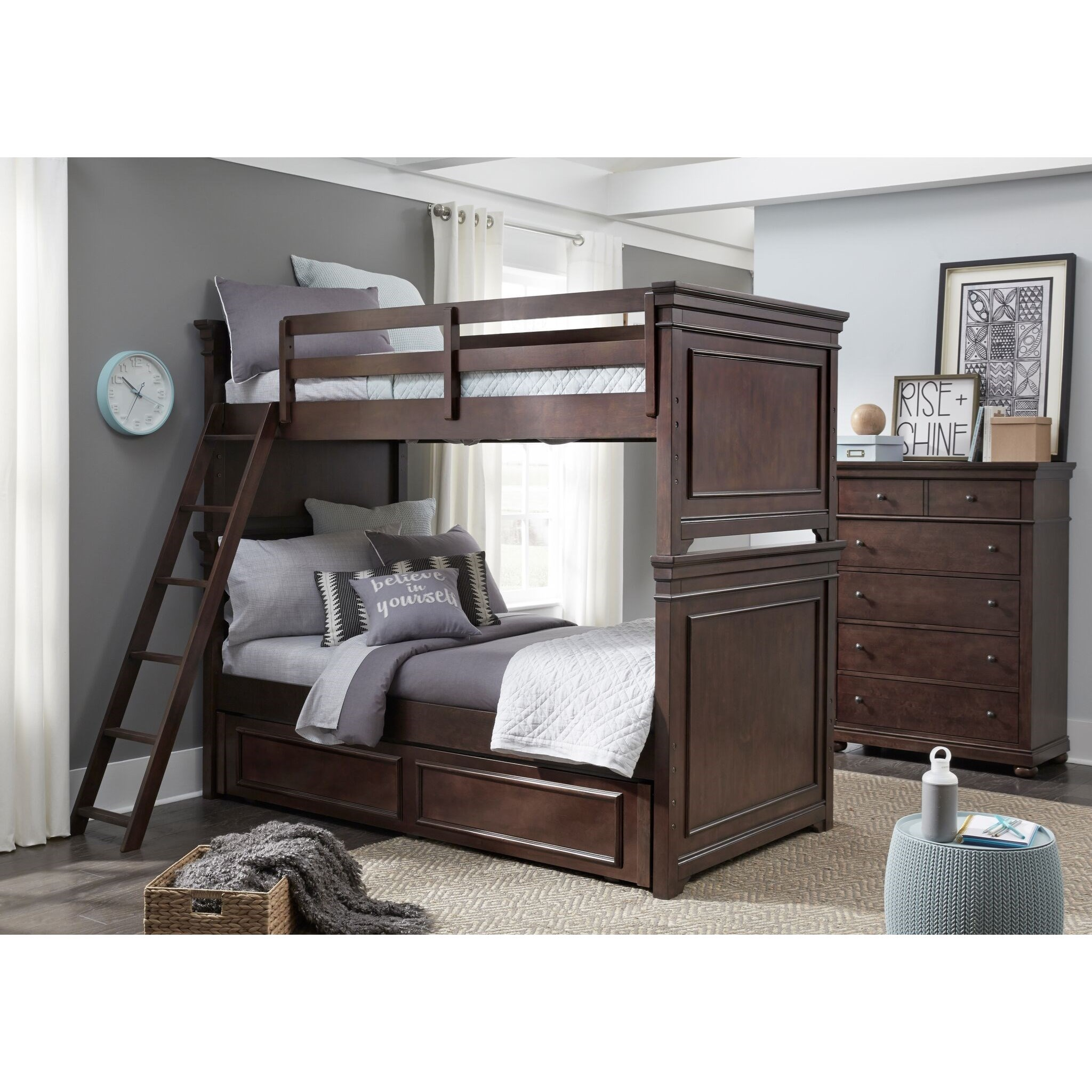 Canterbury Twin-over-Twin Bunk Bedroom Group by Legacy Classic Kids at Crowley Furniture & Mattress