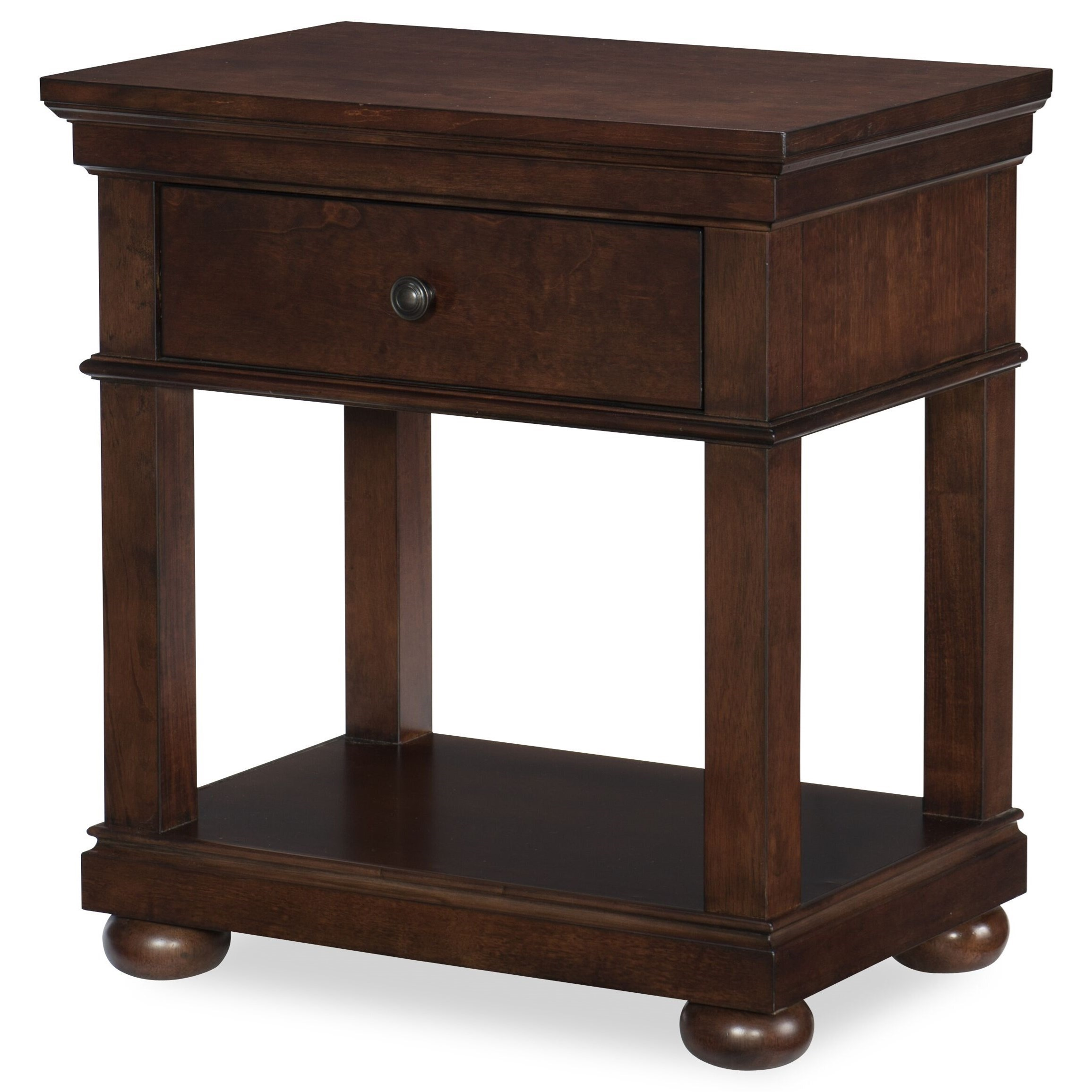 Canterbury Open Nightstand by Legacy Classic Kids at Crowley Furniture & Mattress