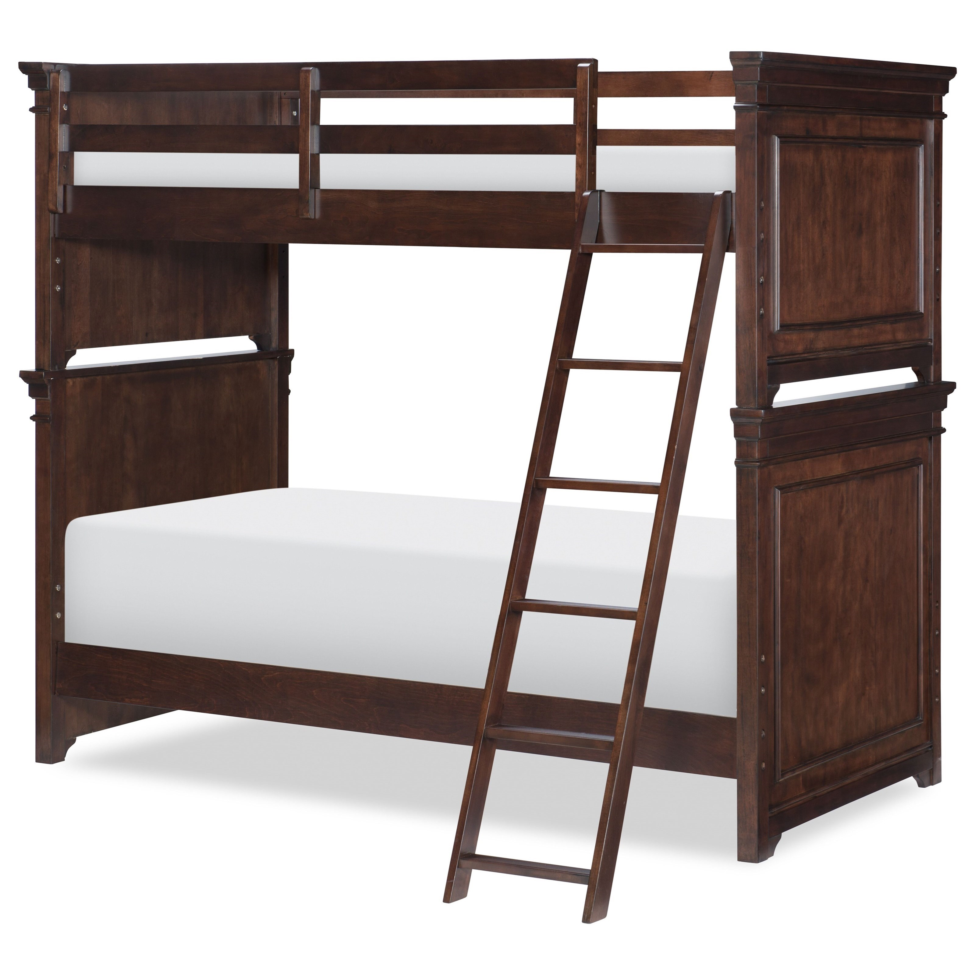 Canterbury Twin over Twin Bunk  by Legacy Classic Kids at Crowley Furniture & Mattress