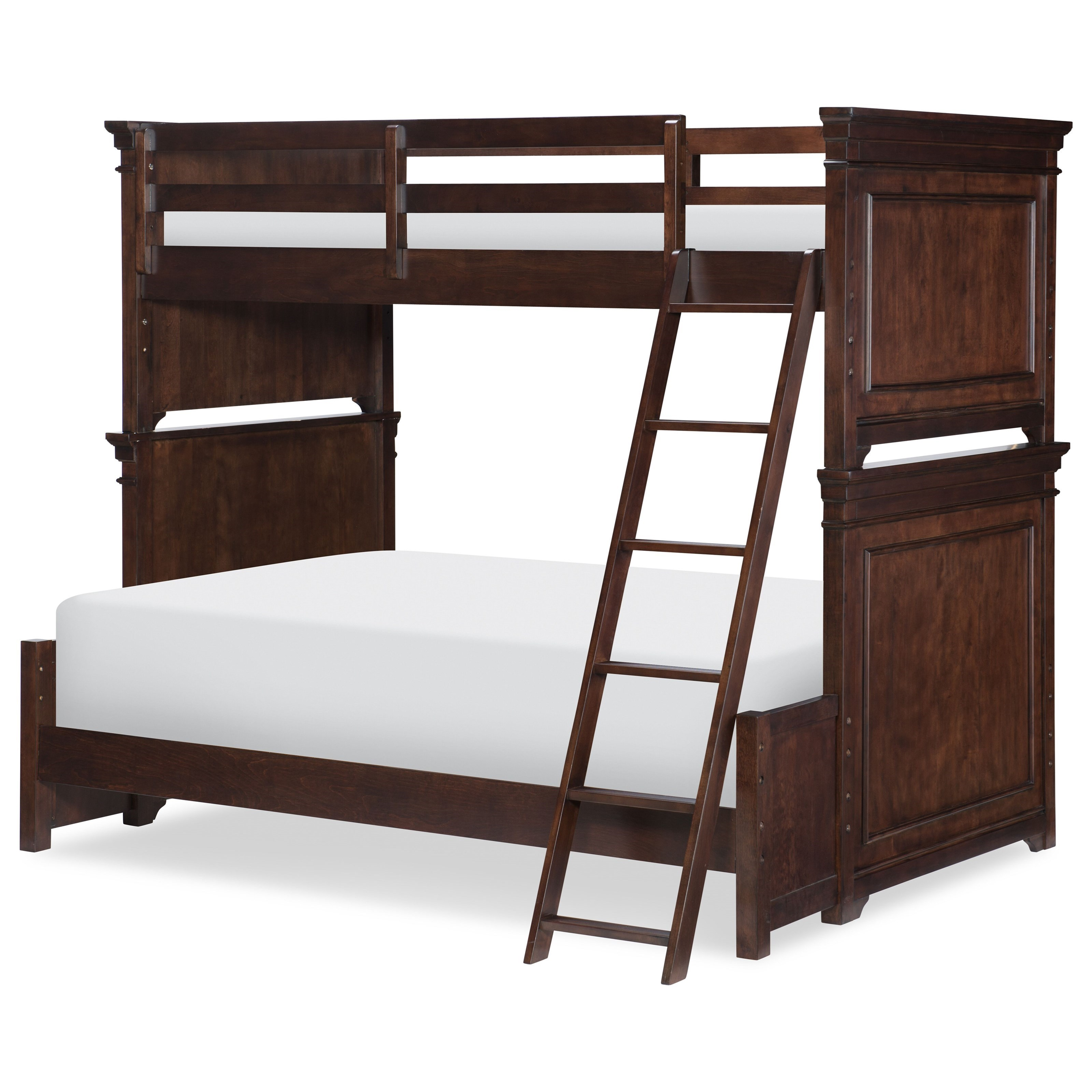Canterbury Twin over Full Bunk  by Legacy Classic Kids at Crowley Furniture & Mattress