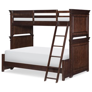 Twin over Full Bunk
