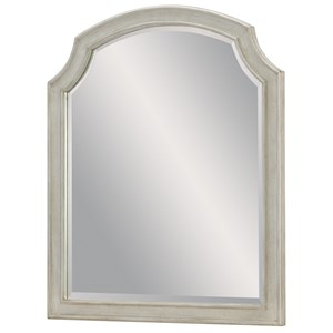 Arched Beveled Mirror