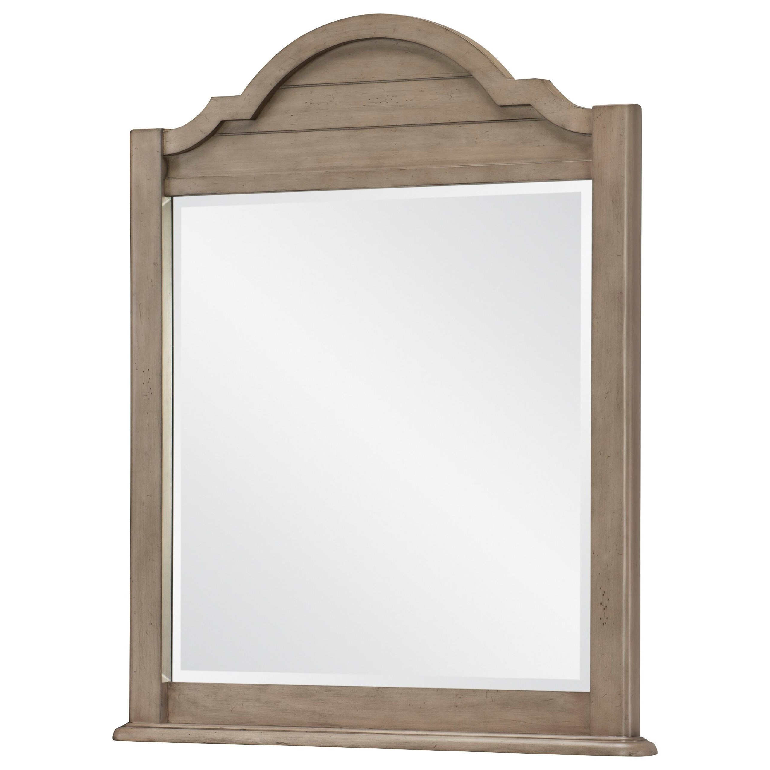 Farm House Arched Dresser Mirror by Legacy Classic Kids at Mueller Furniture