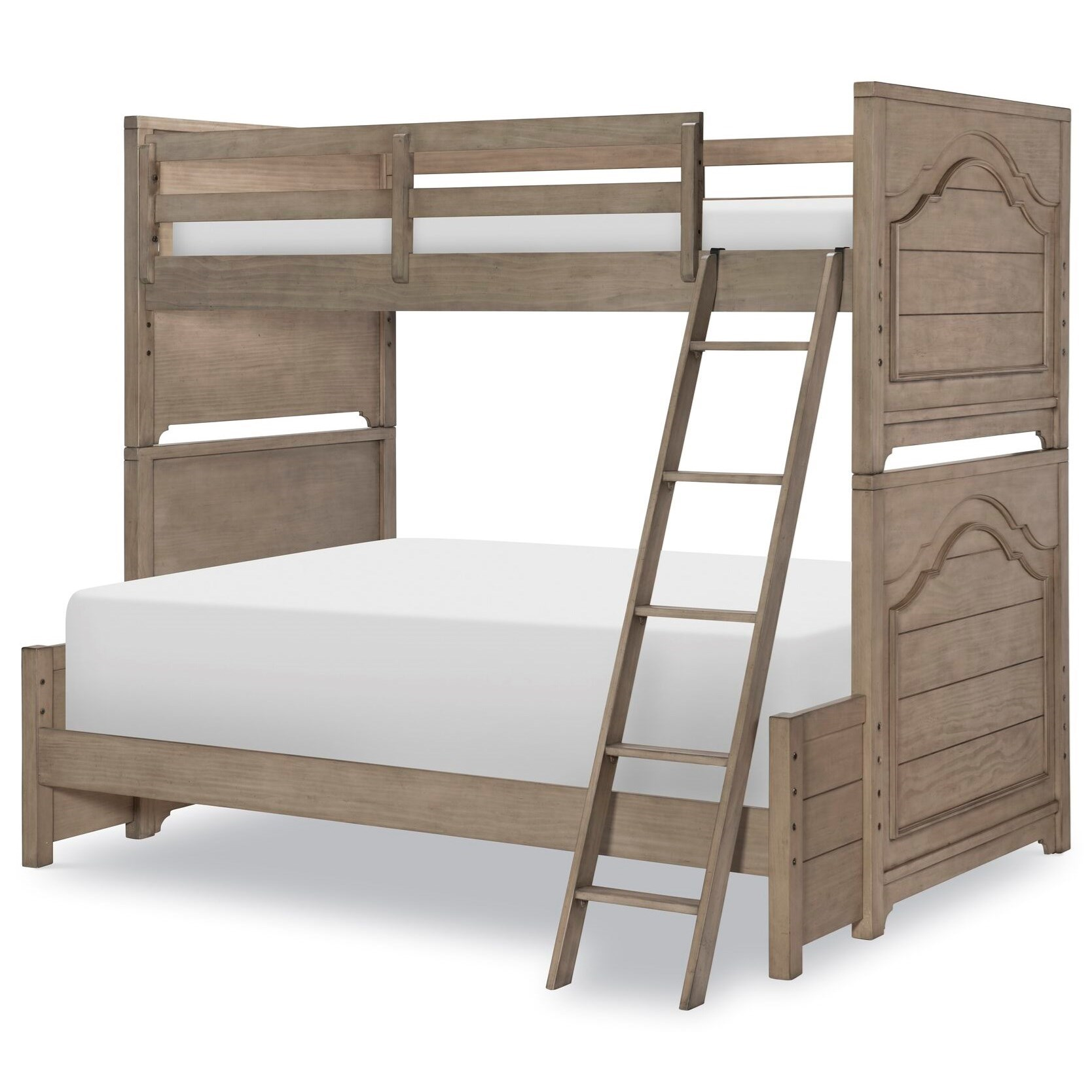 Farm House Twin over Full Bunk Bed by Legacy Classic Kids at Mueller Furniture