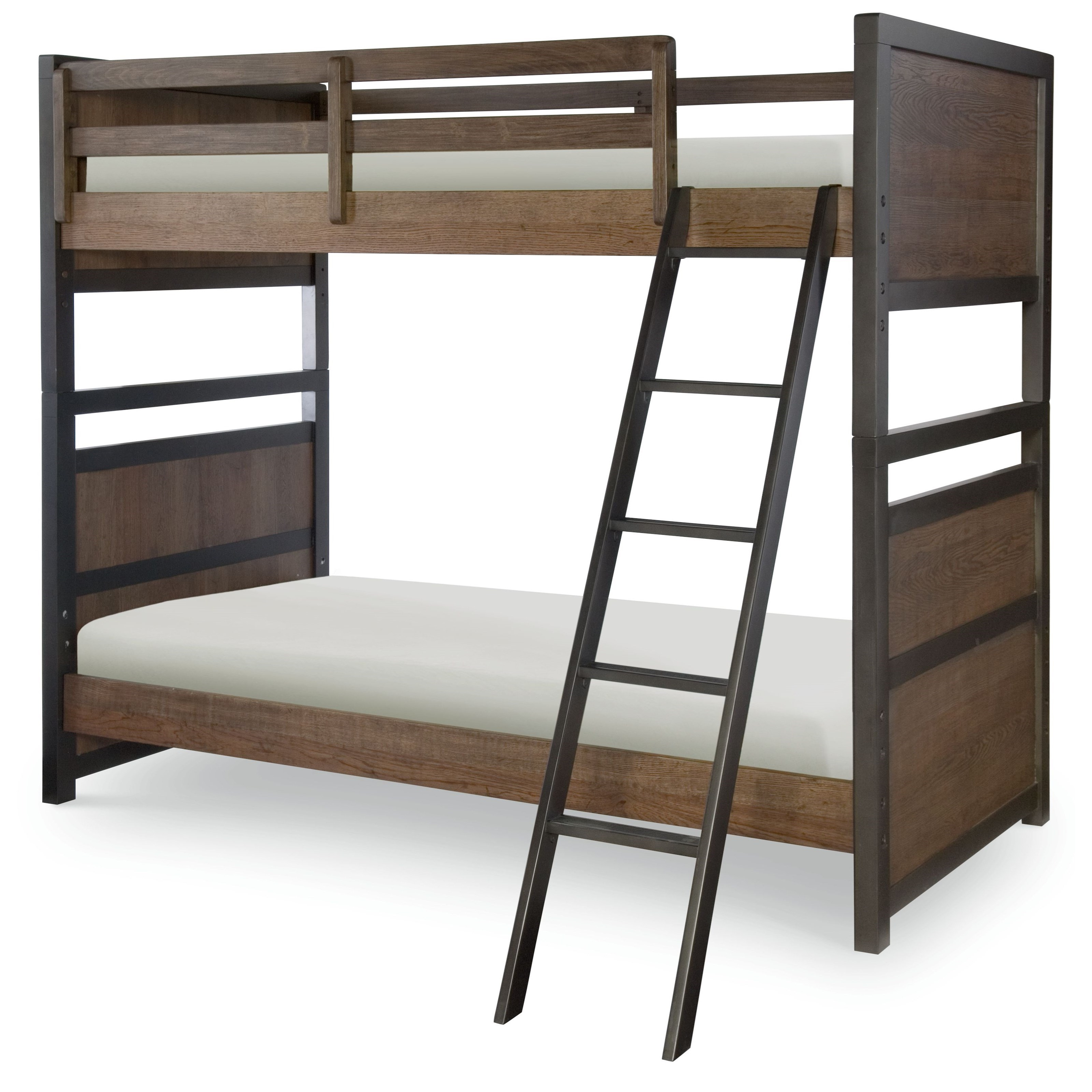 Fulton County Twin Over Twin Bunk Bed by Legacy Classic Kids at Darvin Furniture