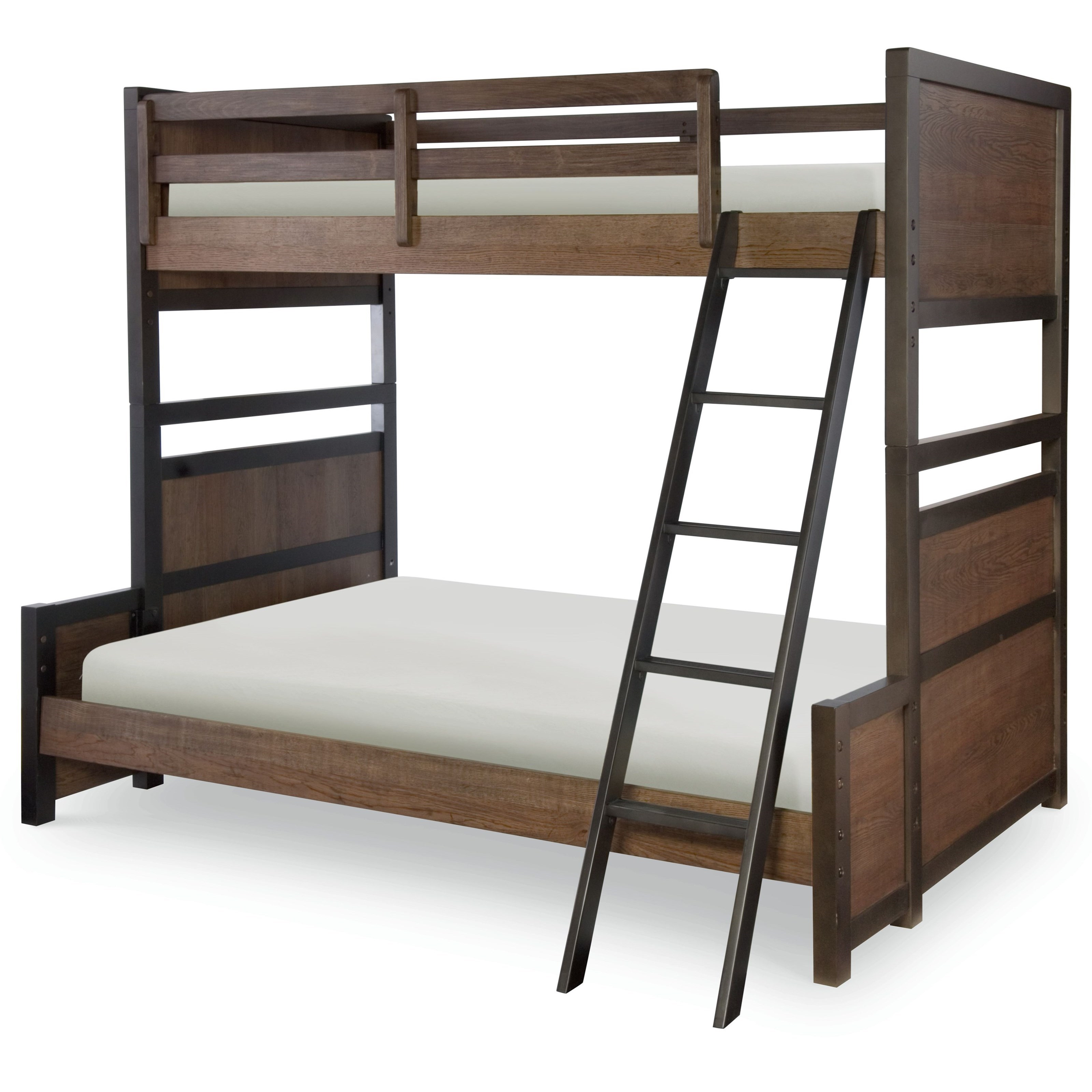 Fulton County Twin Over Full Bunk Bed by Legacy Classic Kids at Darvin Furniture