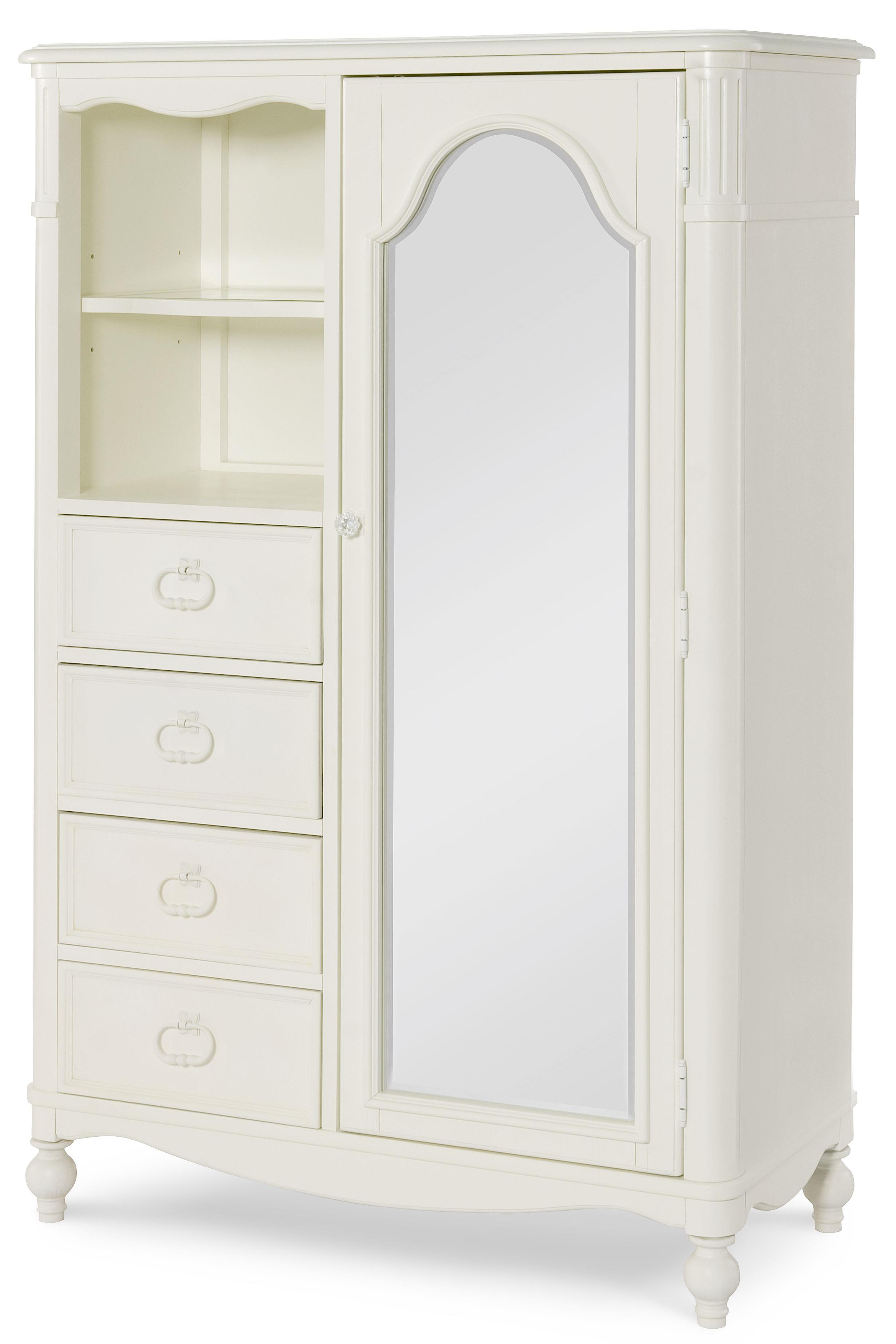 Harmony Mirrored Door Chest  by Legacy Classic Kids at Suburban Furniture