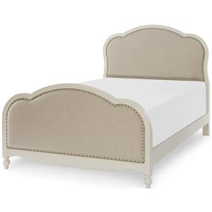 Legacy Classic Kids Harmony Victoria Upholstered Panel Full Bed