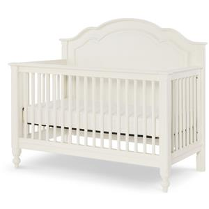 Legacy Classic Kids Harmony Convertible Crib/Toddler Bed/Daybed/Full Bed