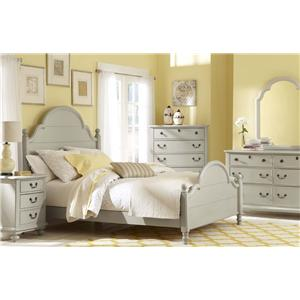 Legacy Classic Kids Inspirations by Wendy Bellissimo Queen Bedroom Group 1