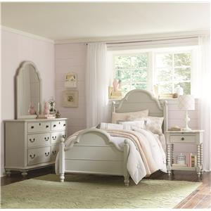 Legacy Classic Kids Inspirations by Wendy Bellissimo Twin Bedroom Group 2