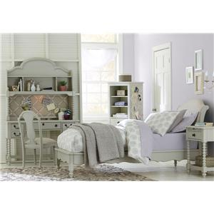 Legacy Classic Kids Inspirations by Wendy Bellissimo Twin Bedroom Group 6