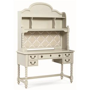 Legacy Classic Kids Inspirations by Wendy Bellissimo Desk and Hutch