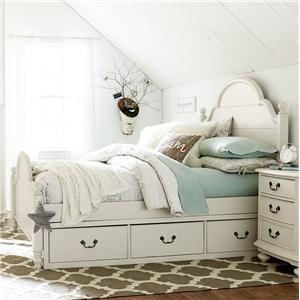 Legacy Classic Kids Inspirations by Wendy Bellissimo Twin Bed