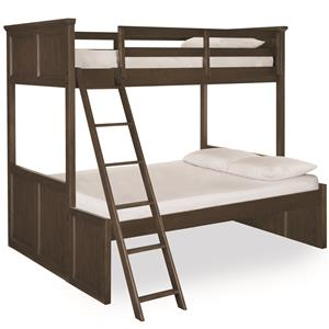 Legacy Classic Kids Kenwood Twin Over Full Bunk Bed
