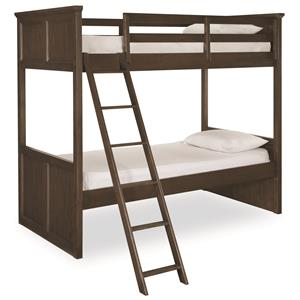 Legacy Classic Kids Kenwood Twin Over Twin Bunk Bed