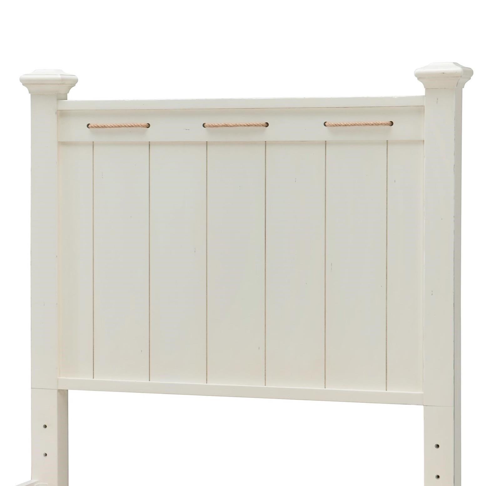 Lake House Twin Low Post Headboard by Legacy Classic Kids at Johnny Janosik