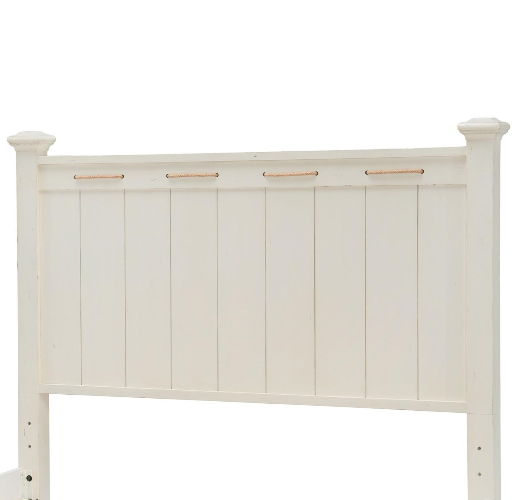 Lake House Full Low Post Headboard by Legacy Classic Kids at Virginia Furniture Market
