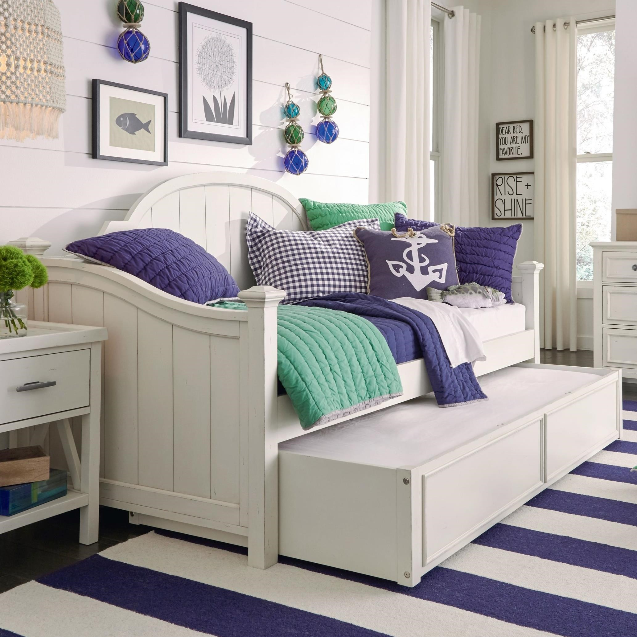 Lake House Daybed with Trundle by Legacy Classic Kids at Johnny Janosik