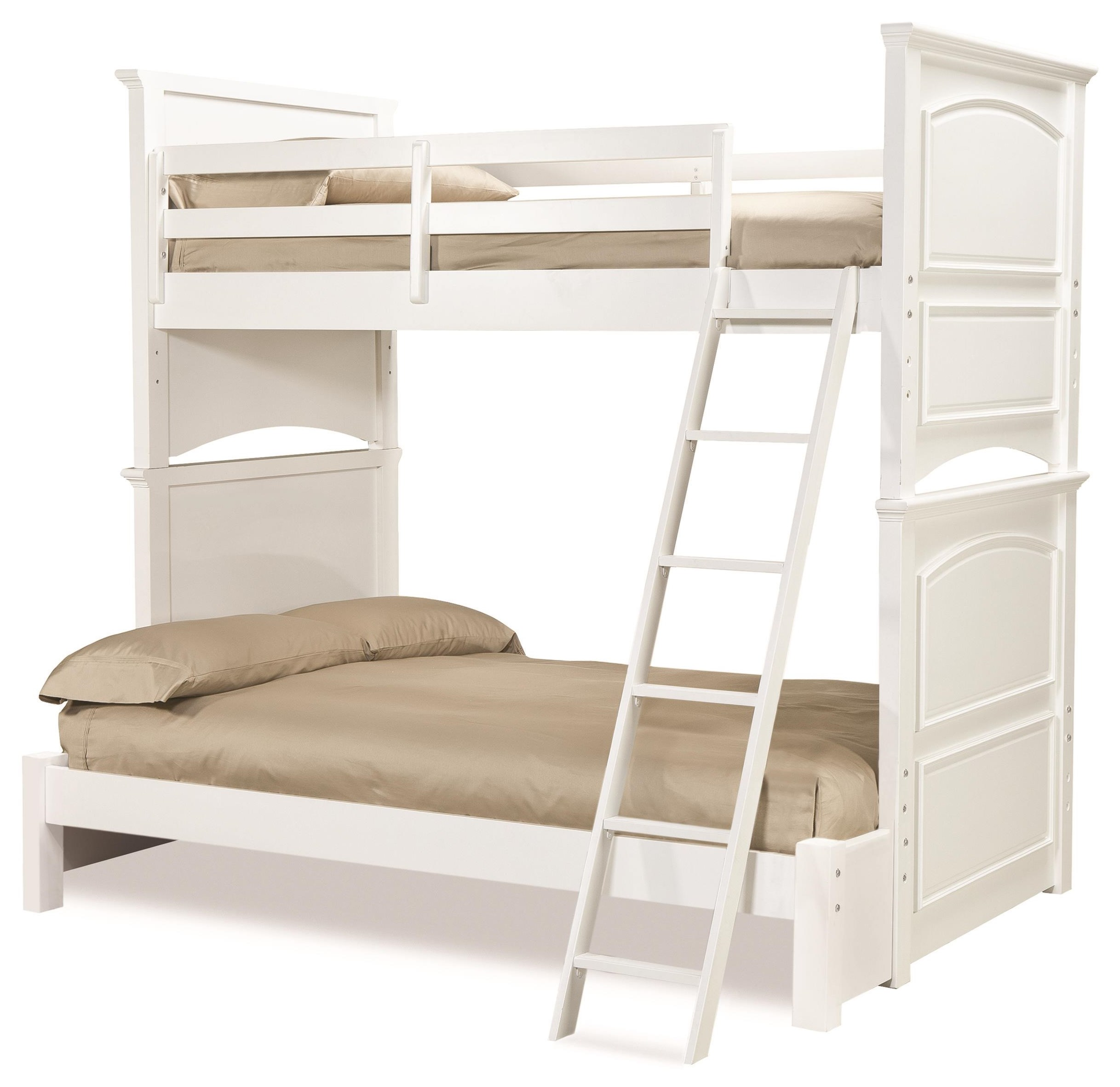 Madison Twin/Full Bunk Bed by Legacy Classic Kids at HomeWorld Furniture