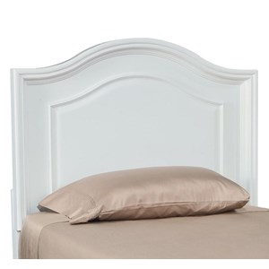 Twin Size Arched Panel Headboard