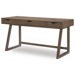 Desk with Lift Lids
