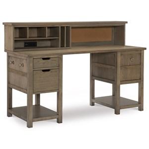 Jr. Executive Hutch Desk