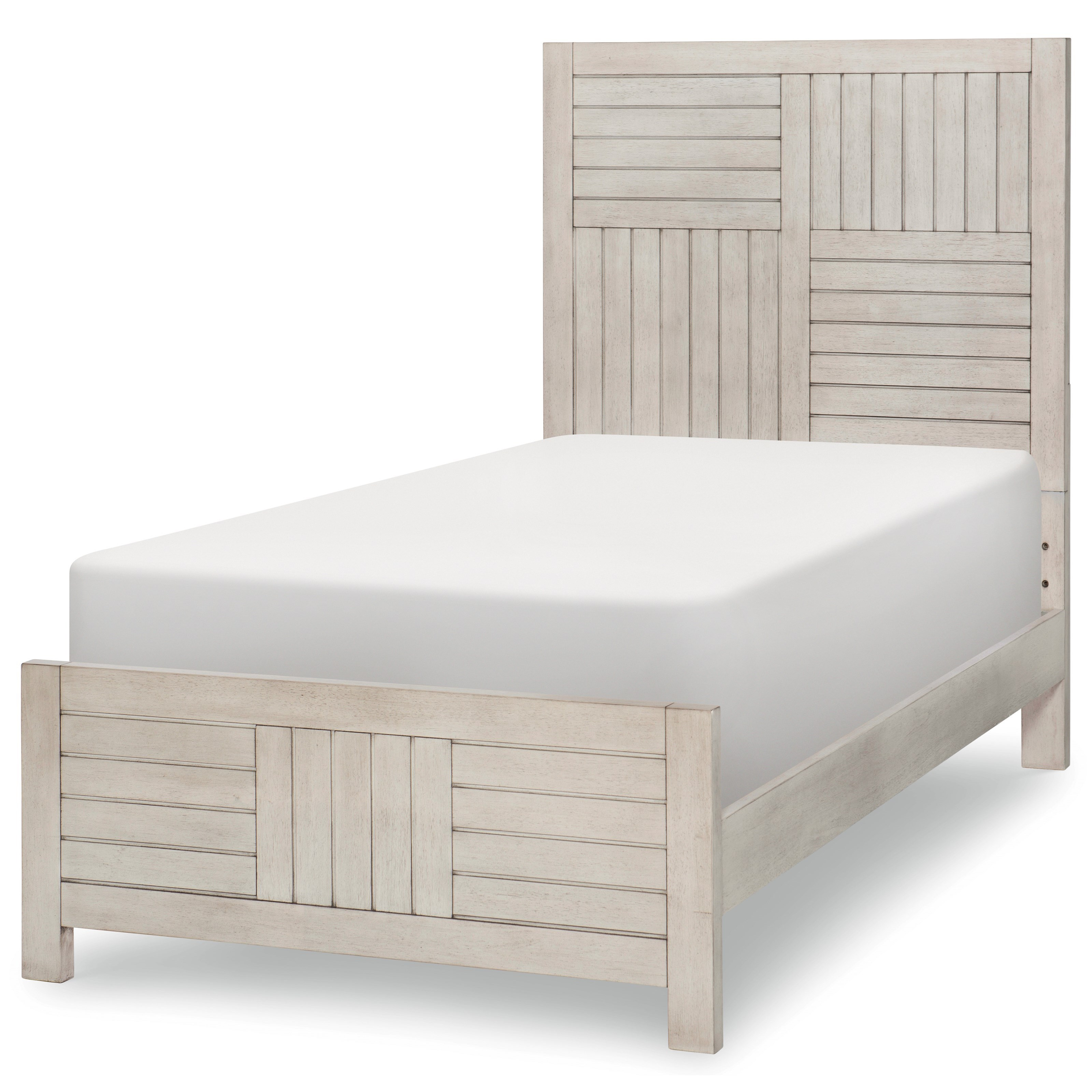 Summer Camp Twin Panel Bed by Legacy Classic Kids at Fashion Furniture