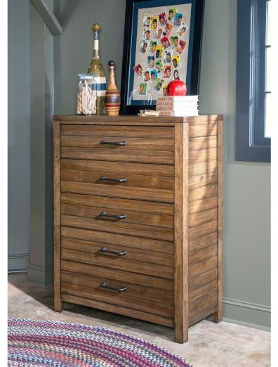 Summer Camp 5 Drawer Chest by Legacy Classic Kids at Johnny Janosik