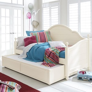 Panel Daybed with Trundle