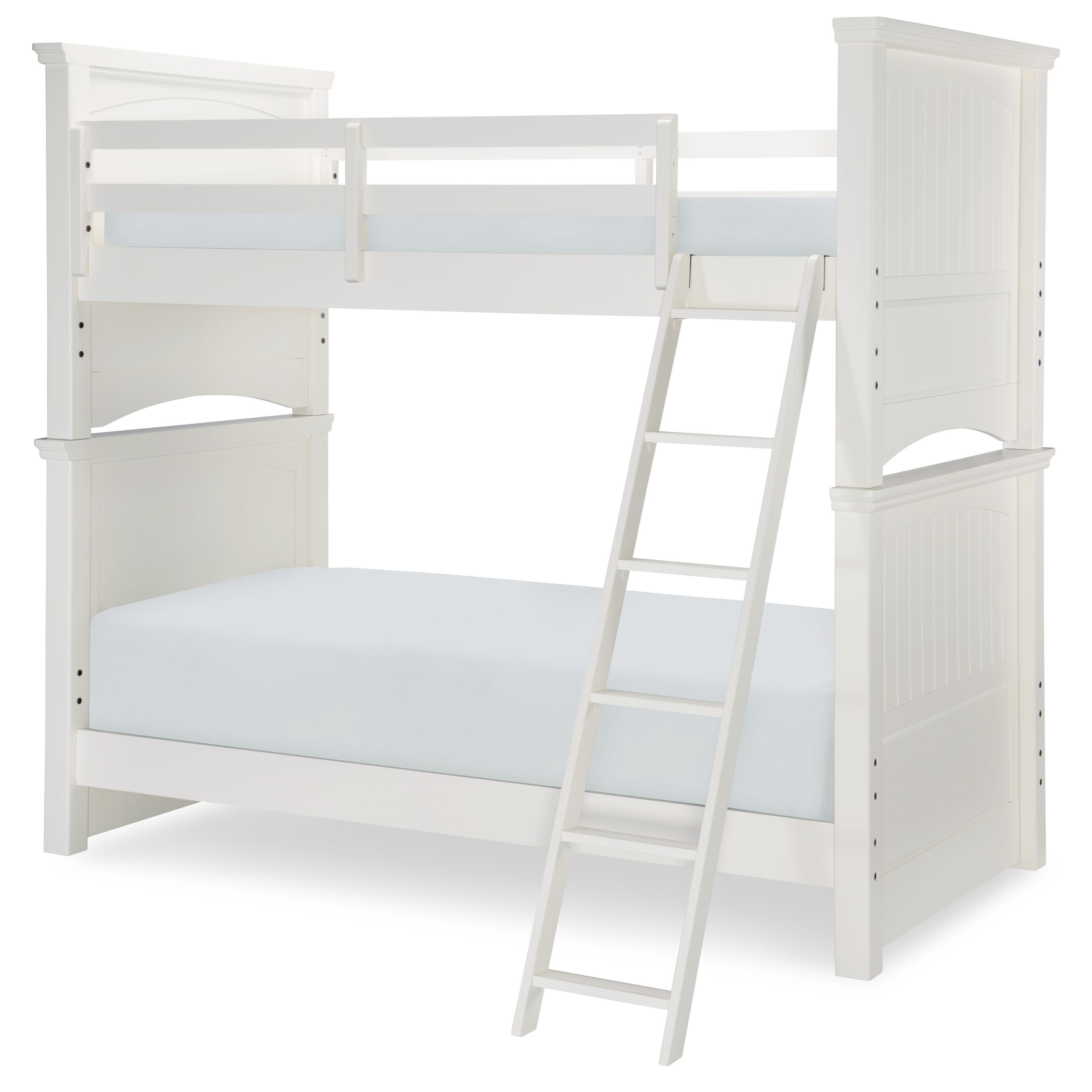Summerset Twin Over Twin Bunk Bed by Legacy Classic Kids at Darvin Furniture