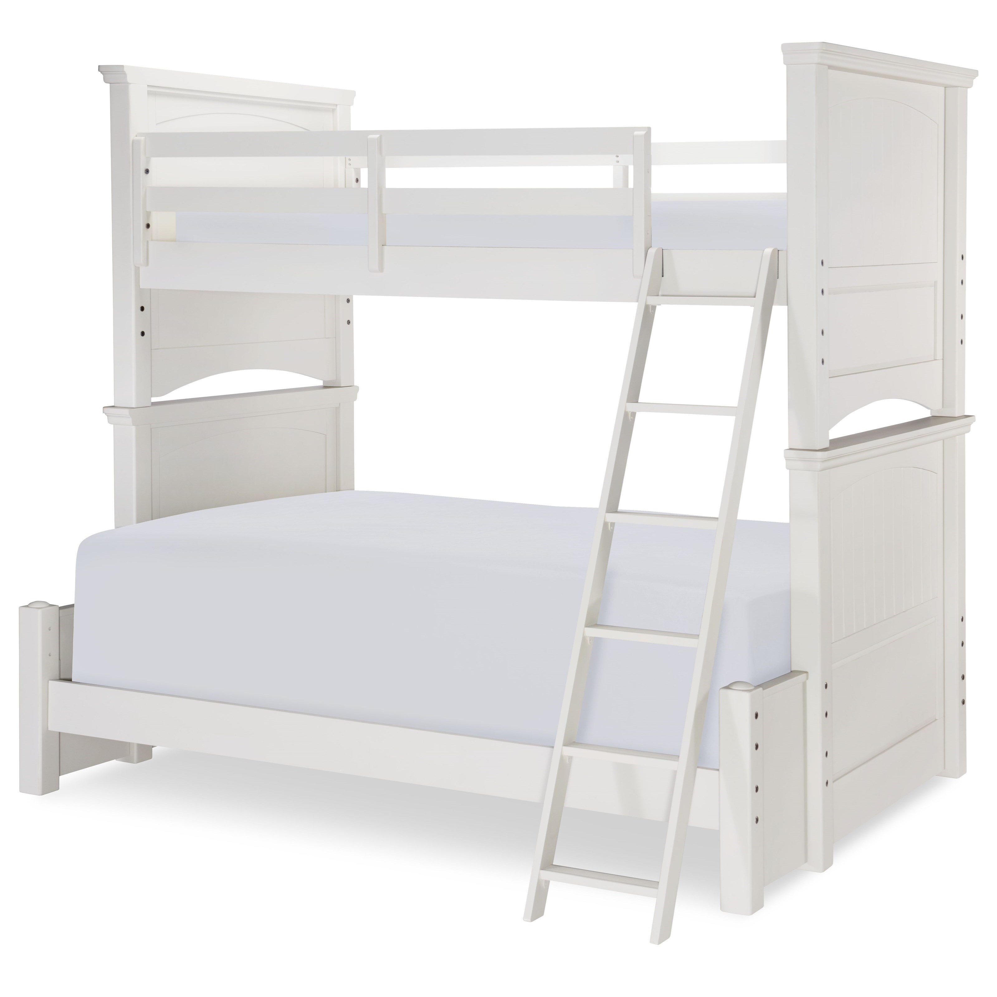 Summerset Twin Over Full Bunk Bed by Legacy Classic Kids at Darvin Furniture