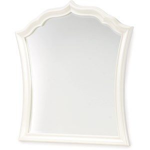 Traditional Vertical Mirror