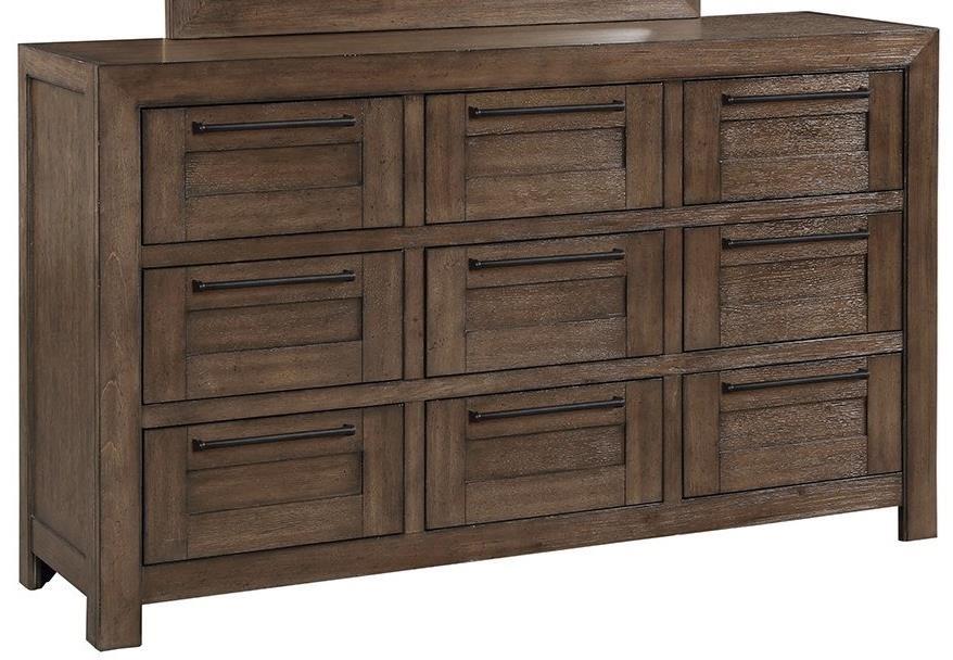 Arcadia Dresser by Legends Furniture at EFO Furniture Outlet
